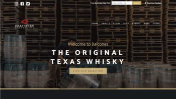 Balcones Distilling | WP Waco